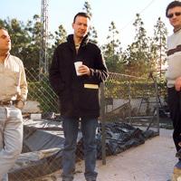 Cumbre Casa M. Moyano con Pascual y Leante (2002)