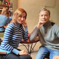 Con Clara Plath, poeta y cantante de rock (Murcia, noviembre 2016)